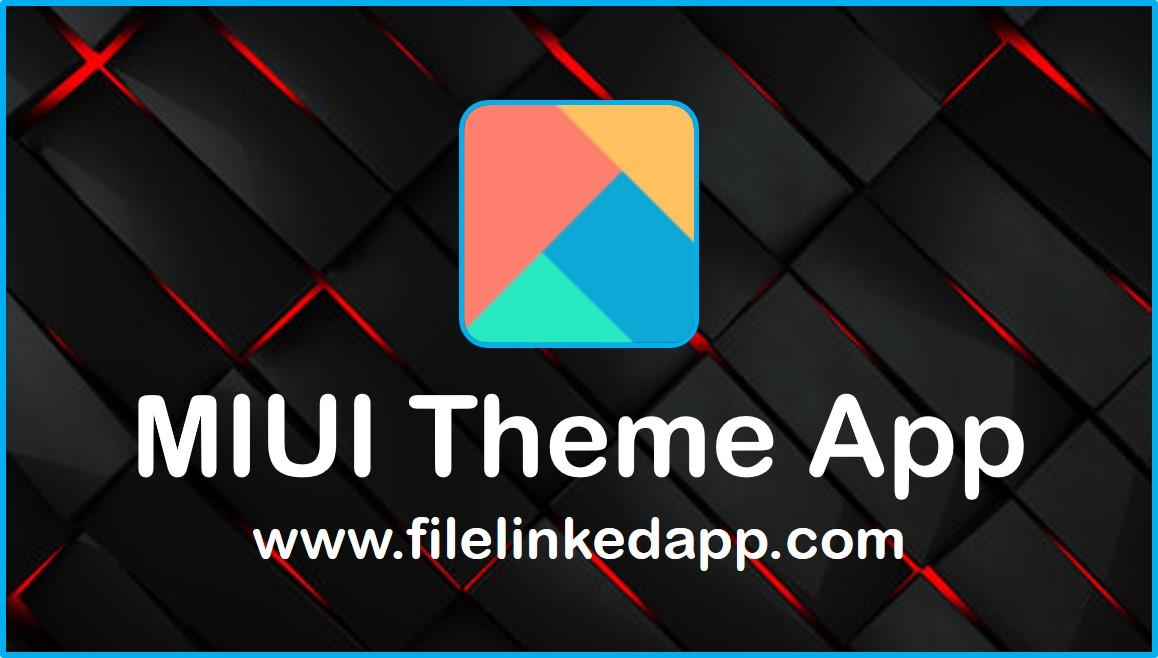 MIUI Theme App