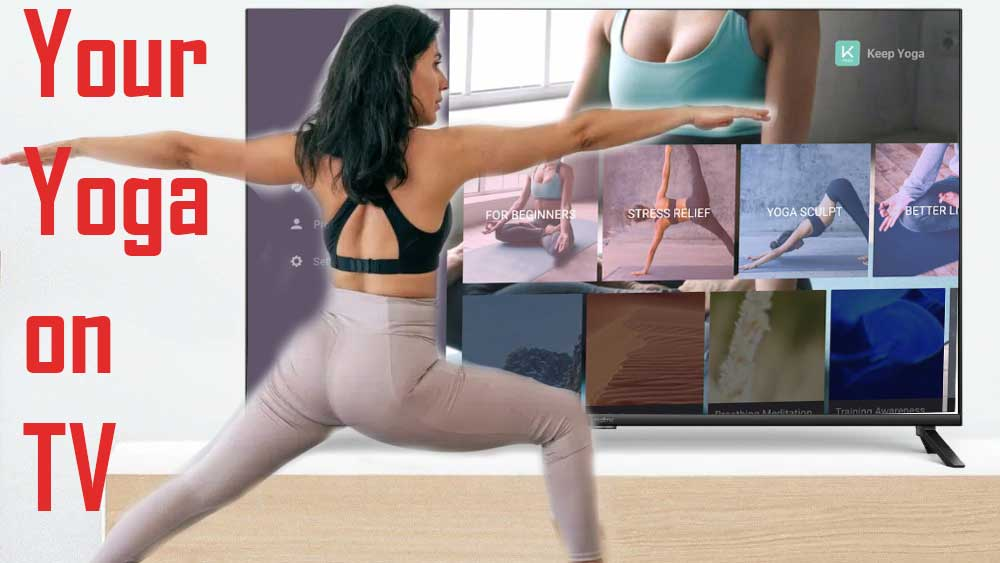 Keep Yoga for Android